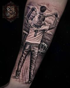 Rock Tattoo Art - Tatuaje Realista Alicante